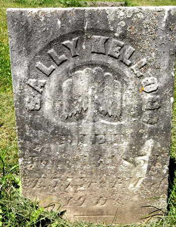 KELLOGG, SALLY - Calhoun County, Michigan | SALLY KELLOGG - Michigan Gravestone Photos