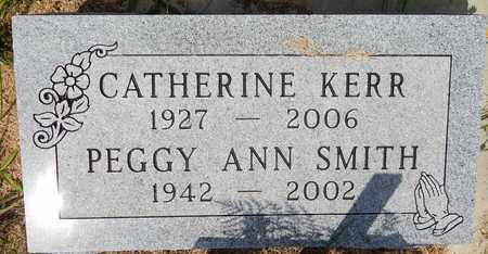 SMITH, PEGGY ANN - Calhoun County, Michigan | PEGGY ANN SMITH - Michigan Gravestone Photos