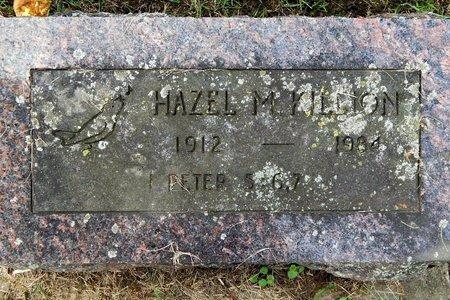 MILLER, HAZEL M - Calhoun County, Michigan | HAZEL M MILLER - Michigan Gravestone Photos