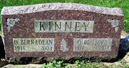 KINNEY, OLA B - Calhoun County, Michigan | OLA B KINNEY - Michigan Gravestone Photos