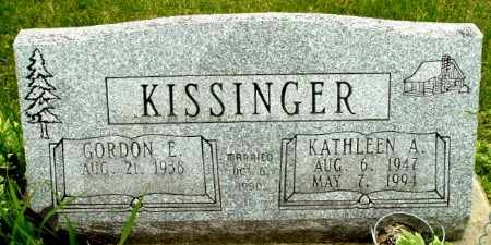 KISSINGER, KATHLEEN A - Calhoun County, Michigan | KATHLEEN A KISSINGER - Michigan Gravestone Photos