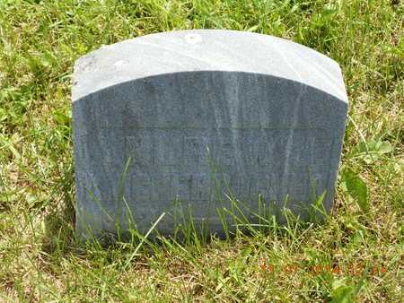KNICKERBOCKER, ANDREW J. - Calhoun County, Michigan | ANDREW J. KNICKERBOCKER - Michigan Gravestone Photos