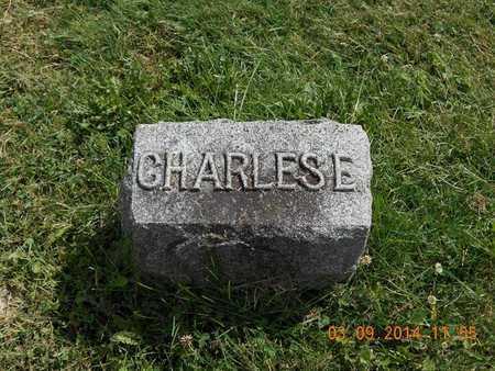 KNICKERBOCKER, CHARLES E. - Calhoun County, Michigan | CHARLES E. KNICKERBOCKER - Michigan Gravestone Photos
