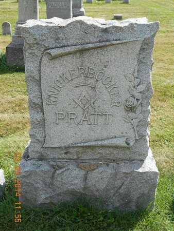 KNICKERBOCKER, FAMILY - Calhoun County, Michigan   FAMILY KNICKERBOCKER - Michigan Gravestone Photos