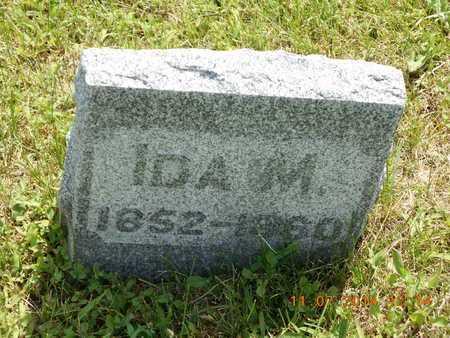 KNICKERBOCKER, IDA M. - Calhoun County, Michigan | IDA M. KNICKERBOCKER - Michigan Gravestone Photos