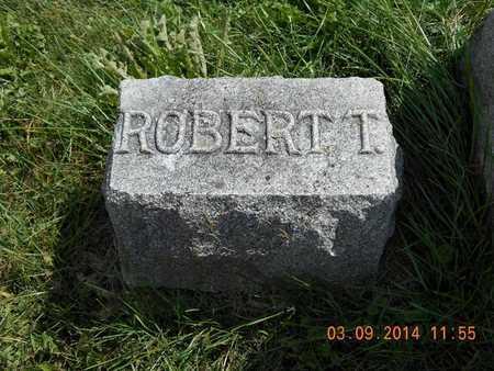 KNICKERBOCKER, ROBERT T. - Calhoun County, Michigan | ROBERT T. KNICKERBOCKER - Michigan Gravestone Photos