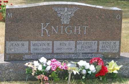 BENTLEY, IRENE M. - Calhoun County, Michigan   IRENE M. BENTLEY - Michigan Gravestone Photos