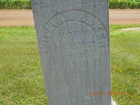 LAKER, WILLIAM - Calhoun County, Michigan | WILLIAM LAKER - Michigan Gravestone Photos
