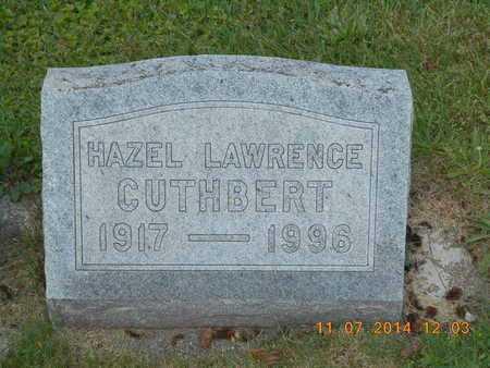 LAWRENCE, HAZEL - Calhoun County, Michigan | HAZEL LAWRENCE - Michigan Gravestone Photos