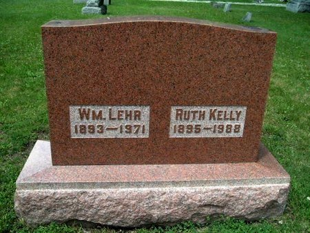 LEHR, RUTH - Calhoun County, Michigan | RUTH LEHR - Michigan Gravestone Photos