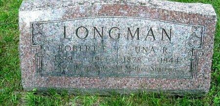 LONGMAN, UNA R - Calhoun County, Michigan | UNA R LONGMAN - Michigan Gravestone Photos