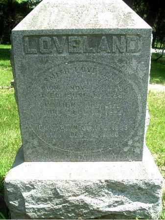 LOVELAND, MARIE - Calhoun County, Michigan | MARIE LOVELAND - Michigan Gravestone Photos