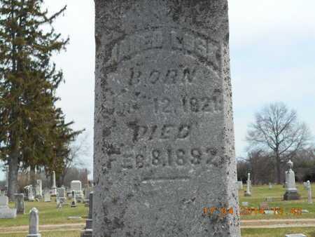 LUSK, JARED - Calhoun County, Michigan | JARED LUSK - Michigan Gravestone Photos