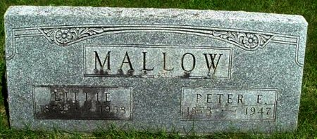 MALLOW, PETER - Calhoun County, Michigan | PETER MALLOW - Michigan Gravestone Photos