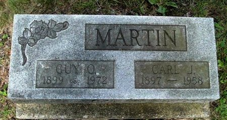 MARTIN, CARL J - Calhoun County, Michigan   CARL J MARTIN - Michigan Gravestone Photos