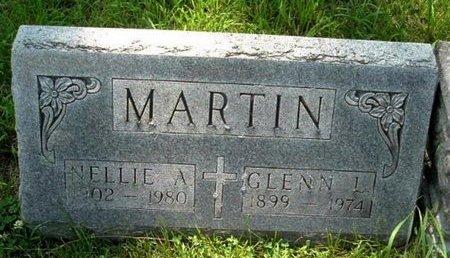 MARTIN, GLENN L - Calhoun County, Michigan | GLENN L MARTIN - Michigan Gravestone Photos