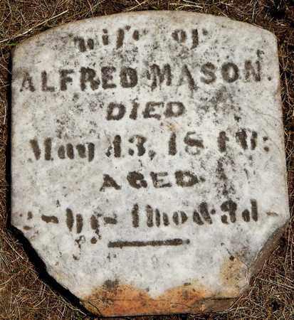MASON, CATHERINE - Calhoun County, Michigan | CATHERINE MASON - Michigan Gravestone Photos