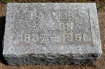 MASON, HAZEL - Calhoun County, Michigan | HAZEL MASON - Michigan Gravestone Photos