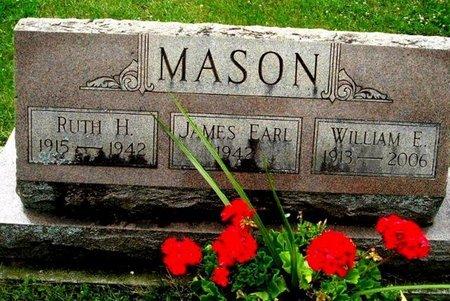 MASON, RUTH H - Calhoun County, Michigan | RUTH H MASON - Michigan Gravestone Photos