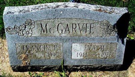 MCGARVIE, EVA - Calhoun County, Michigan | EVA MCGARVIE - Michigan Gravestone Photos