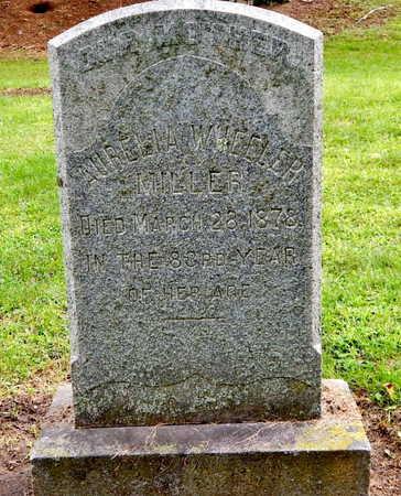 MILLER, AURELIA - Calhoun County, Michigan | AURELIA MILLER - Michigan Gravestone Photos