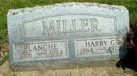 MILLER, HARRY C. - Calhoun County, Michigan | HARRY C. MILLER - Michigan Gravestone Photos