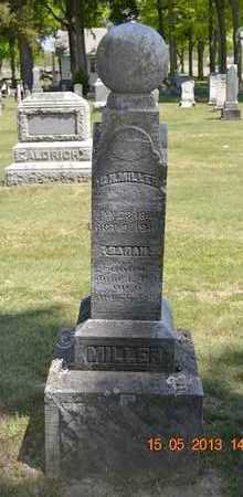 MILLER, C.H. - Calhoun County, Michigan | C.H. MILLER - Michigan Gravestone Photos