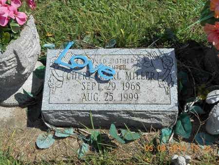 MILLER, CHERI PEARL - Calhoun County, Michigan | CHERI PEARL MILLER - Michigan Gravestone Photos