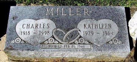 MILLER, KATHLEEN - Calhoun County, Michigan   KATHLEEN MILLER - Michigan Gravestone Photos