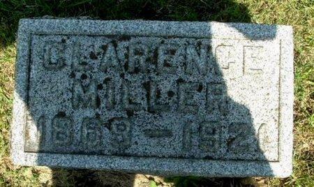 MILLER, CLARENCE - Calhoun County, Michigan | CLARENCE MILLER - Michigan Gravestone Photos