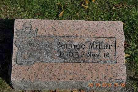MILLER, DAWNE RENNEE - Calhoun County, Michigan | DAWNE RENNEE MILLER - Michigan Gravestone Photos