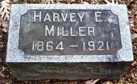 MILLER, HARVEY E - Calhoun County, Michigan   HARVEY E MILLER - Michigan Gravestone Photos