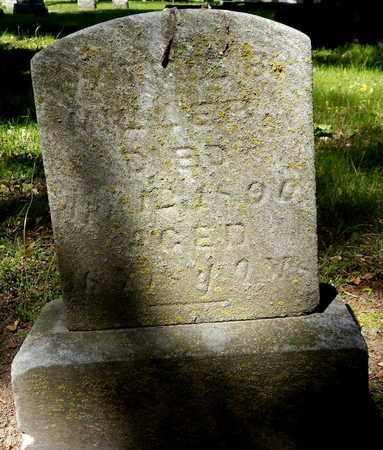 MILLER, HATTIE B - Calhoun County, Michigan   HATTIE B MILLER - Michigan Gravestone Photos