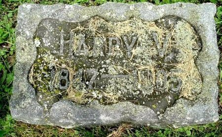 MILLER, HARRY V - Calhoun County, Michigan | HARRY V MILLER - Michigan Gravestone Photos