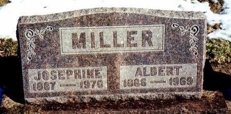 MILLER, JOSEPHINE - Calhoun County, Michigan | JOSEPHINE MILLER - Michigan Gravestone Photos