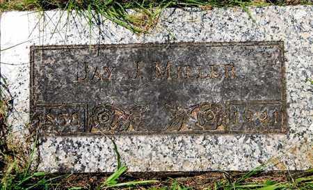 MILLER, JAY J - Calhoun County, Michigan   JAY J MILLER - Michigan Gravestone Photos