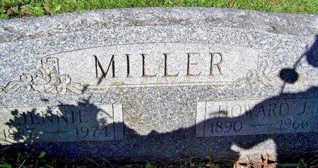 MILLER, JENNIE - Calhoun County, Michigan | JENNIE MILLER - Michigan Gravestone Photos
