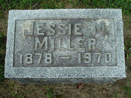 MILLER, JESSIE M. - Calhoun County, Michigan | JESSIE M. MILLER - Michigan Gravestone Photos