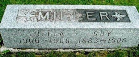MILLER, LUELLA - Calhoun County, Michigan | LUELLA MILLER - Michigan Gravestone Photos