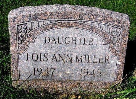 MILLER, LOIS A - Calhoun County, Michigan   LOIS A MILLER - Michigan Gravestone Photos