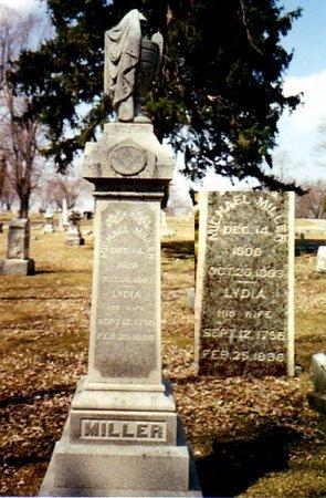 MILLER, MICHAEL - Calhoun County, Michigan | MICHAEL MILLER - Michigan Gravestone Photos