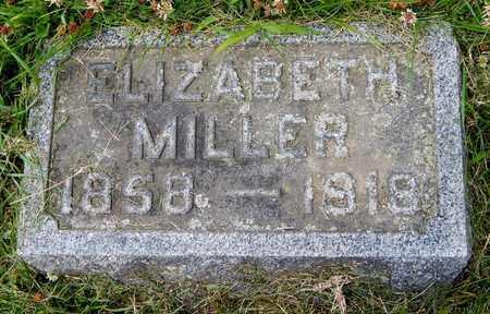 MILLER, MARY ELIZABETH - Calhoun County, Michigan | MARY ELIZABETH MILLER - Michigan Gravestone Photos