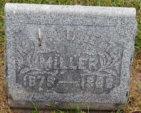 MILLER, M. ANTONETTE - Calhoun County, Michigan   M. ANTONETTE MILLER - Michigan Gravestone Photos