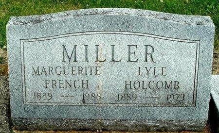 MILLER, MARGUERITE - Calhoun County, Michigan   MARGUERITE MILLER - Michigan Gravestone Photos