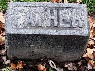 MILLER, ROBERT - Calhoun County, Michigan   ROBERT MILLER - Michigan Gravestone Photos