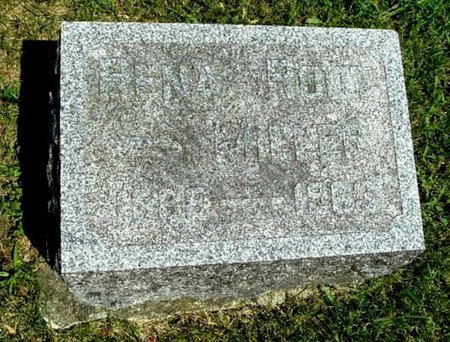 MILLER, RENA - Calhoun County, Michigan | RENA MILLER - Michigan Gravestone Photos