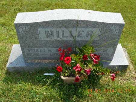 MILLER, JESSIE M. - Calhoun County, Michigan | JESSIE M. MILLER - Michigan Gravestone Photos