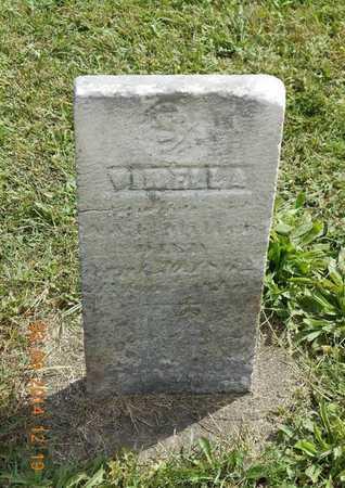 MILLER, VIMELLA - Calhoun County, Michigan   VIMELLA MILLER - Michigan Gravestone Photos