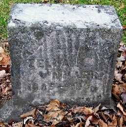 MILLER, ZELLA B - Calhoun County, Michigan | ZELLA B MILLER - Michigan Gravestone Photos