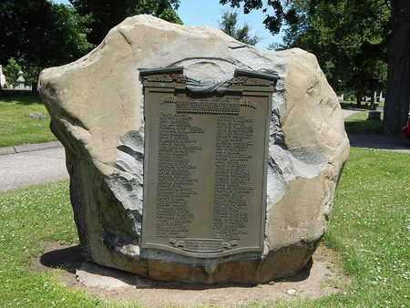 **, WORLD WAR MONUMENT - Calhoun County, Michigan | WORLD WAR MONUMENT ** - Michigan Gravestone Photos